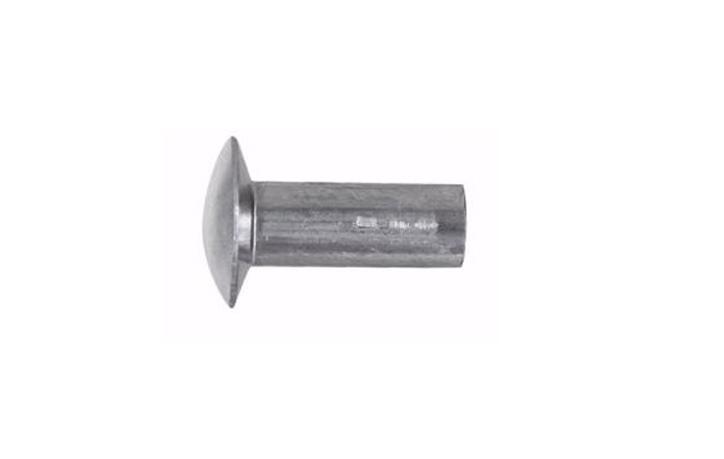 Oval Head Countersunk Rivets Manufacturer, Supplier, Exporter